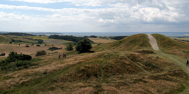 Mols Bjerge. Foto: Nils Jepsen CC-BY-SA 3,0 Wikimedia