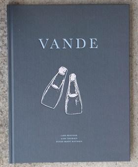 Omslaget til bogen Vande.