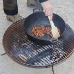 Brændte mandler