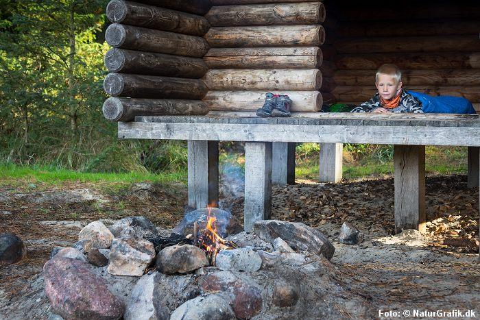 Sheltertur med børn - valg af sovepose