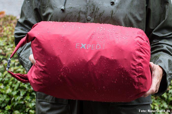 Test af Exped Dry Bag
