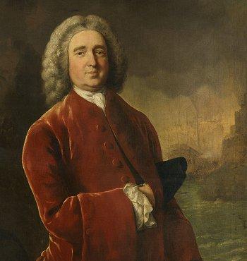 Admiral Edward Vernon