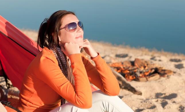 Forårssolen er stærkere end mange er bevidste om. Foto: Graphicstock.