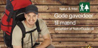 Gavelisten til manden, der elsker natur og friluftsliv