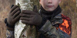 Børnehandsker fra Pinewood