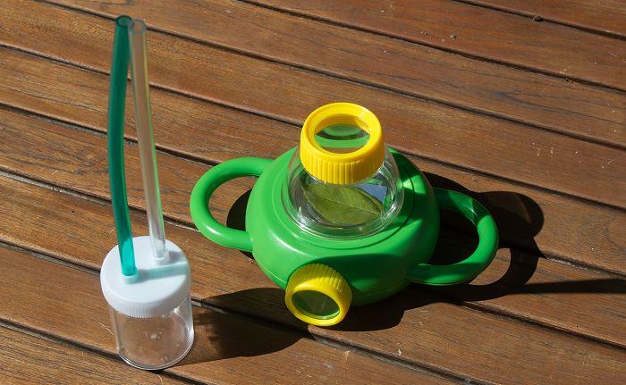 insektsuger og insektglas