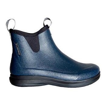98ef5982d985 Denne flotte gummistøvle til kvinder er med naturgummi yderst og 3 mm  neopren på indersiden
