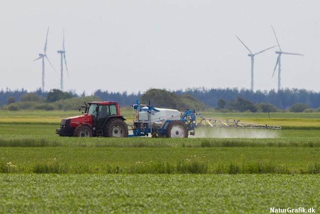 Meningsmåling: Danskerne stiller miljøkrav til landbruget.