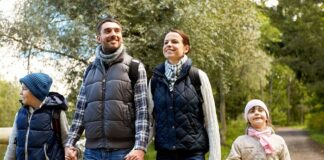 Tyske turister er glade for dansk natur