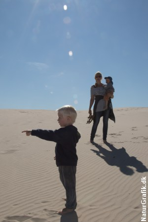"Børn elsker Danmarks største ""sandkasse""."