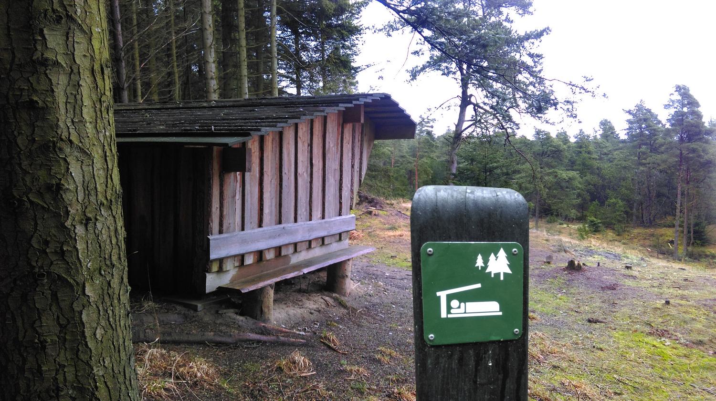 Pa Sheltertur I Danmark Naturguide Dk Danmarks Natur Pa Nettet