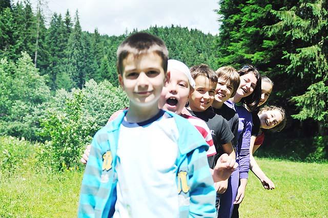 Der er også mange aktiviteter for børn på Skoven Dag. Foto: GraphicStock