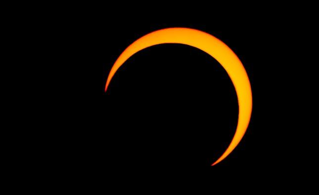 Der kan opleves solformørkelse over Danmark den 20. marts 2015, når månen glider mellem jorden og solen. Foto: Thephatphilmz, Wikimedia.