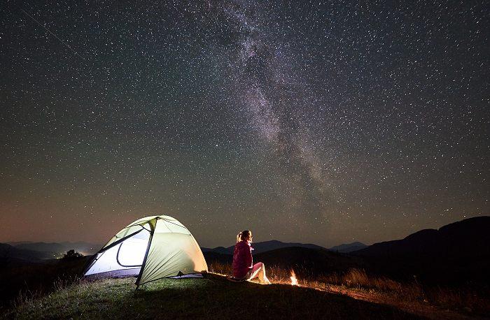 Antal stjerner på himlen?
