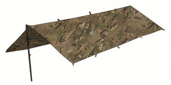 Tarp i camouflage