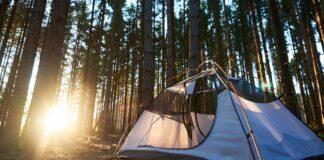 Fri teltning