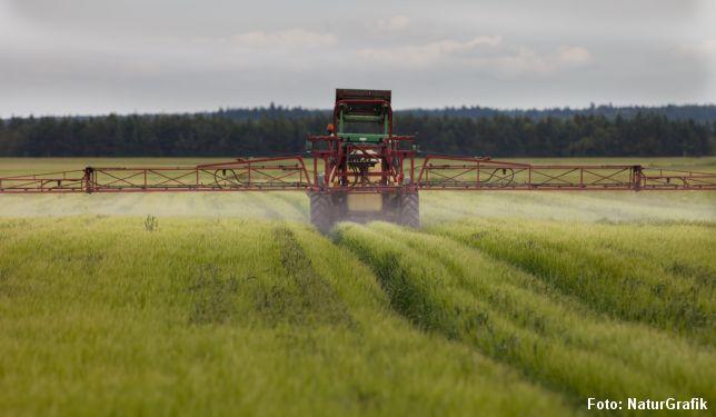 Den tidligere regerings målsætning om økologi skal reduceres i følge lækkede venstre-notater.