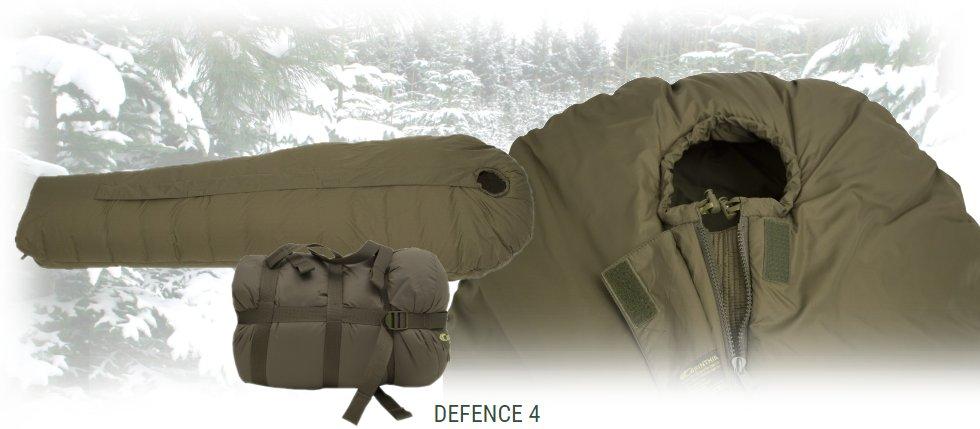 Mit eget valg af sovepose til vinter, forår og efterår. En Defence 4, der fint klarer kolde, danske vinternætter.